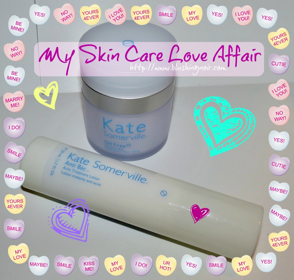 My Skin Care Love Affair