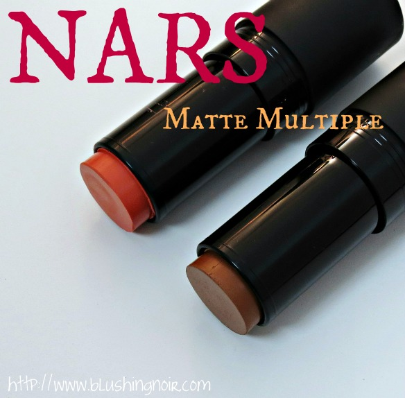 NARS Exumas Cappadoce Matte Multiple Swatches Review