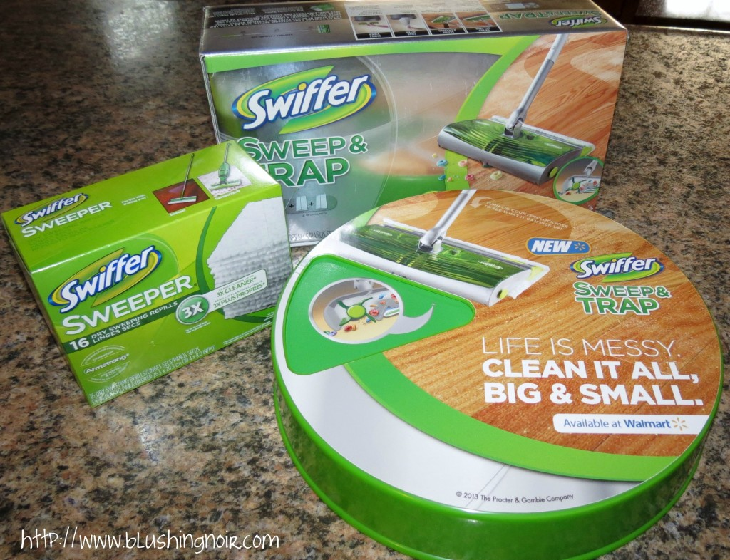 Swiffer Sweep & Trap