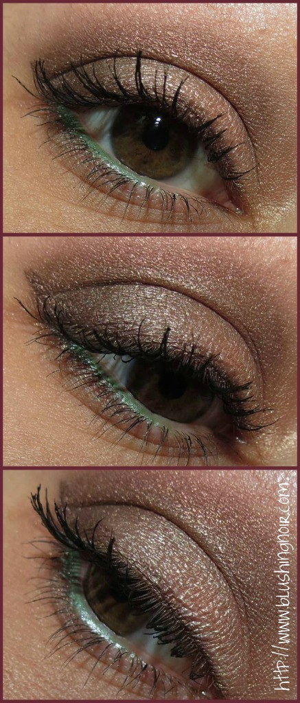 Too Faced The Chocolate Bar Eye Palette EOTD