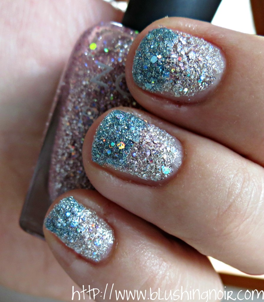 Zoya Magical Pixie Gradient Nail Polish Swatch