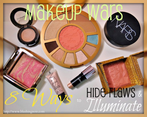 8 Ways to Hide Flaws Illuminate Makeup Wars