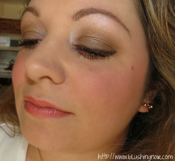 Chantecaille The Save The Bees Palette EOTD FOTD