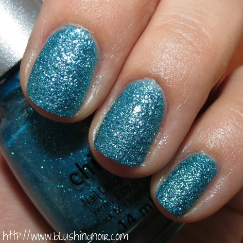 China Glaze Seahorsin' Around Nail Polish Swatches