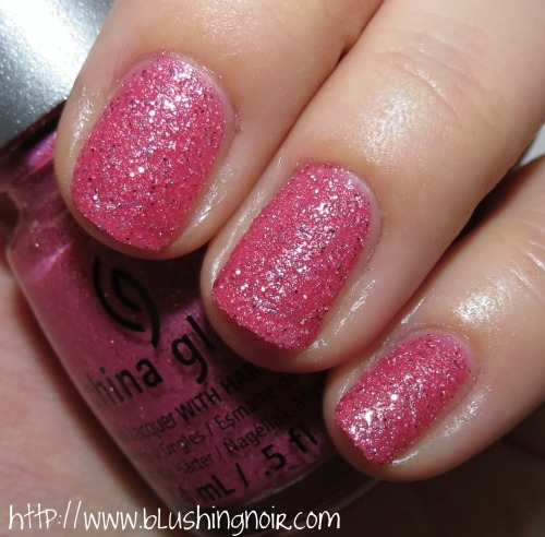China Glaze Shell We Dance Nail Polish Swatches
