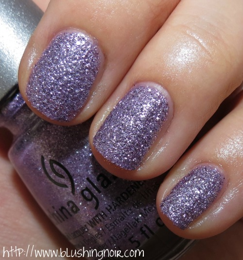 China Glaze Tail Me Something Nail Polish Swatches