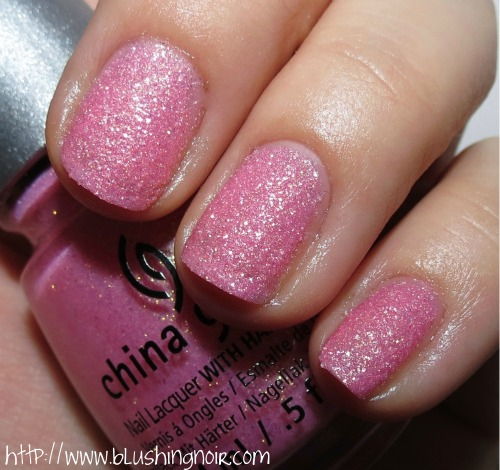 China Glaze Wish On A Starfish Nail Polish Swatches
