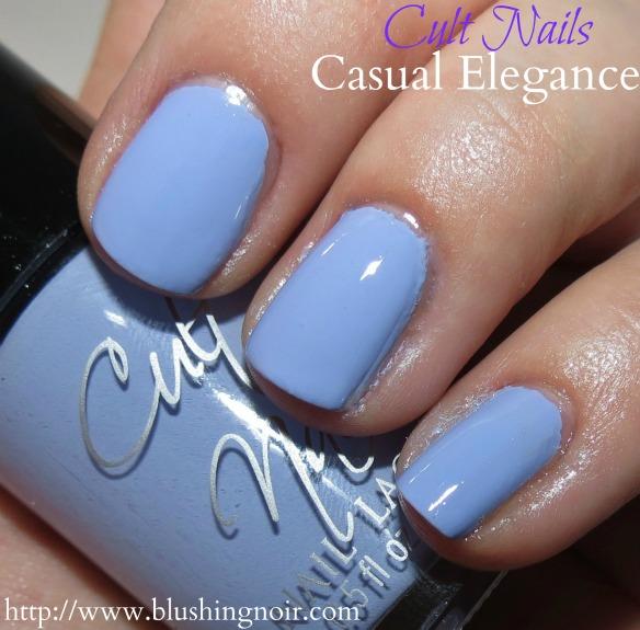Cult Nails Casual Elegance Nail Polish Swatches