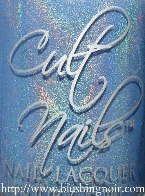 Cult Nails Intriguing Nail Polish macro