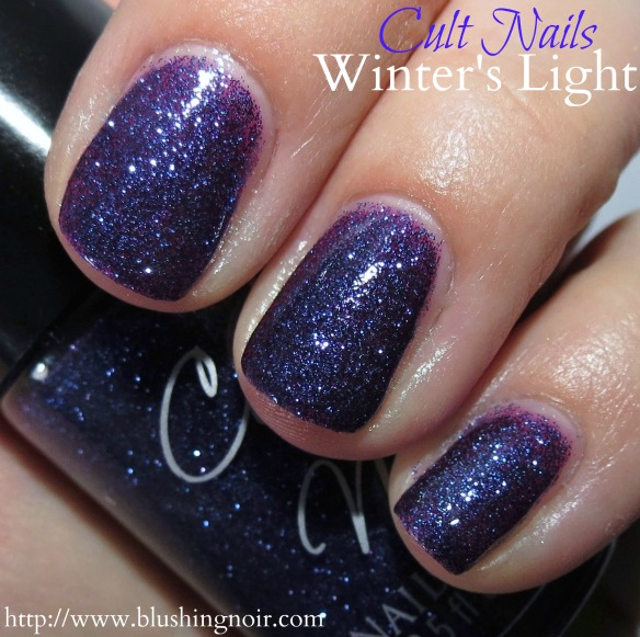 Cult Nails Winter's Light Nail Polish Swatches