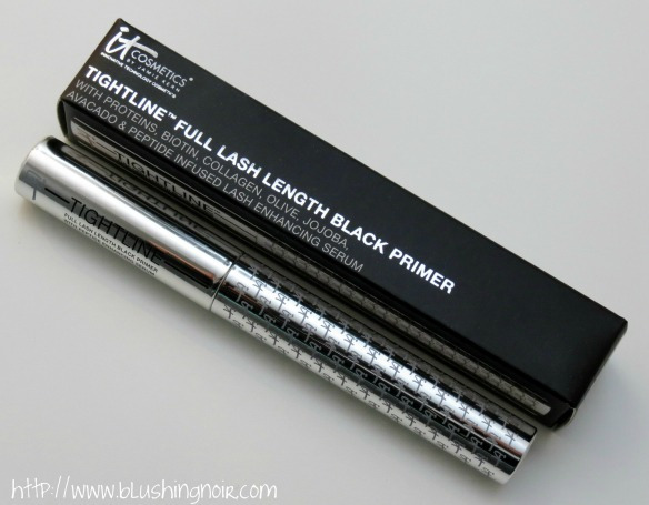IT Cosmetics Tightline™ Full Lash Length Black Mascara Primer Review & Giveaway!