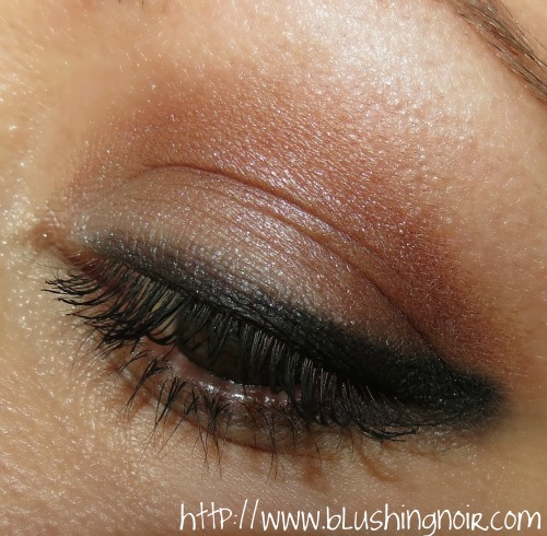 NYX Cosmetics Revenge Is Infinite Makeup Collection Victoria Grayson EOTD