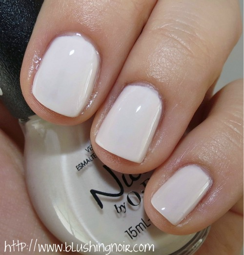 Nicole by OPI Sweet Surrender Nail Polish Swatches