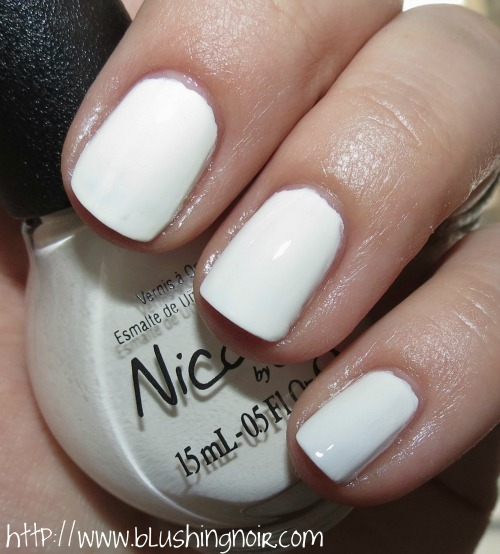 Nicole by OPI Yoga-Then-Yogurt Nail Polish Swatches