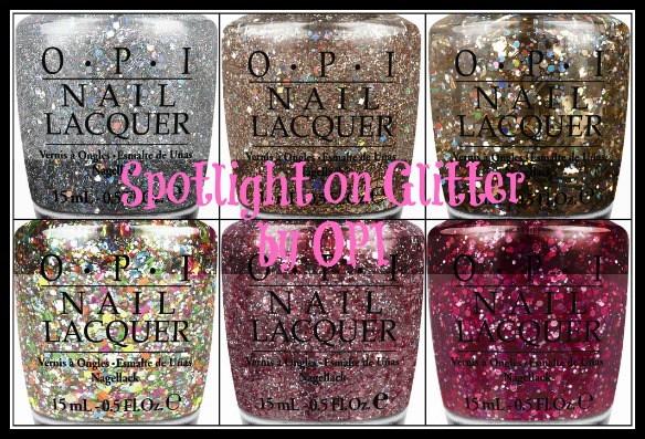 Spotlight on Glitter by OPI
