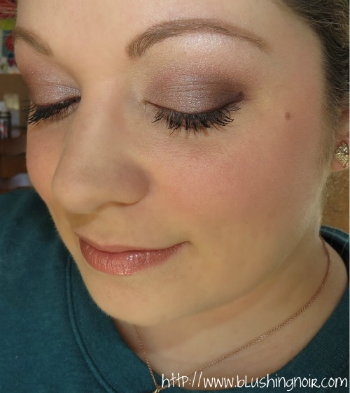 Spring Look Featuring Eddie Funkhouser Bedroom Eyes Eye Shadow Palette