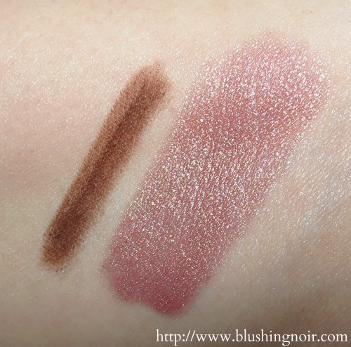 Swatches Wantable Beauty Box March 2014