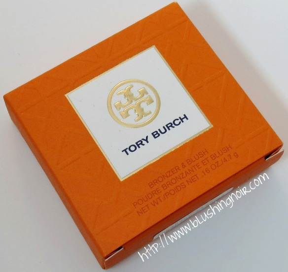 Tory Burch 01 DIVINE Bronzer Blush Highlighter Palette