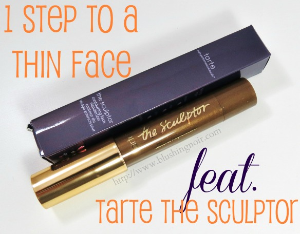 1 Step to a Thin Face Tarte the Sculptor