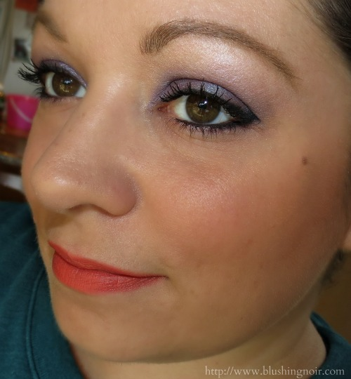 Chanel Canaille Joues Contraste Powder Blush look