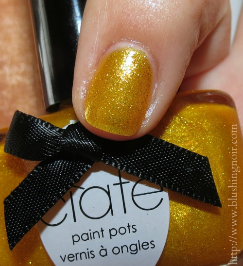Ciate KAFTAN Paint Pots Nail Polish Swatches