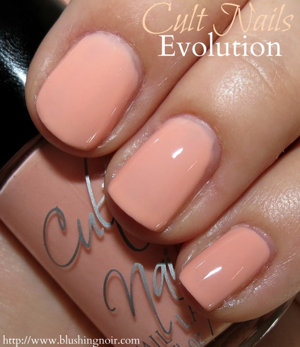 Cult Nails Evolution Nail Polish Swatches
