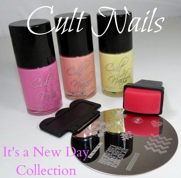 Cult Nails It's a New Day Nail Lacquer Collection Swatches Review