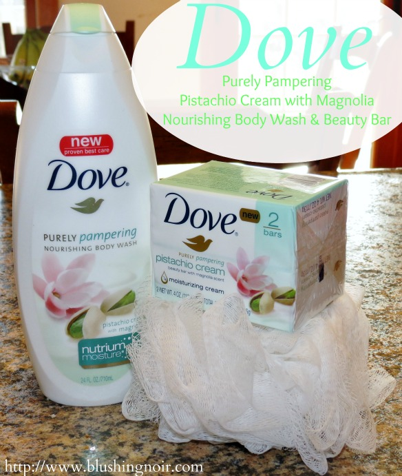 Dove Purely Pampering Pistachio Cream with Magnolia Nourishing Body Wash Review