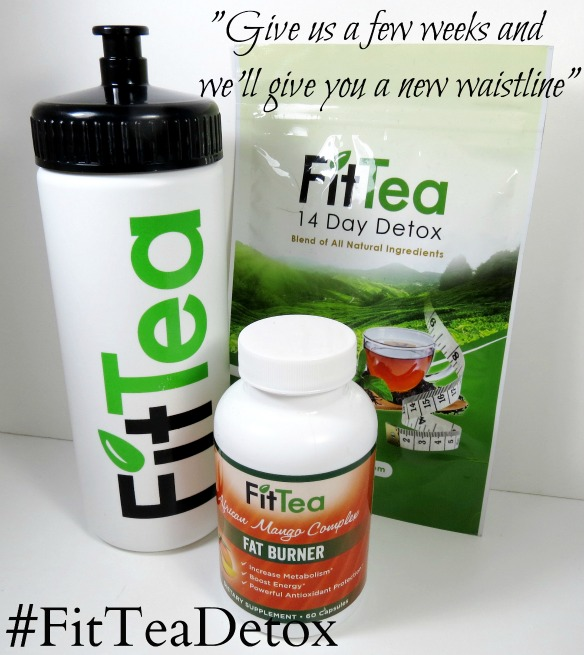 FitTea Detox Review Photos #FitTeaDetox