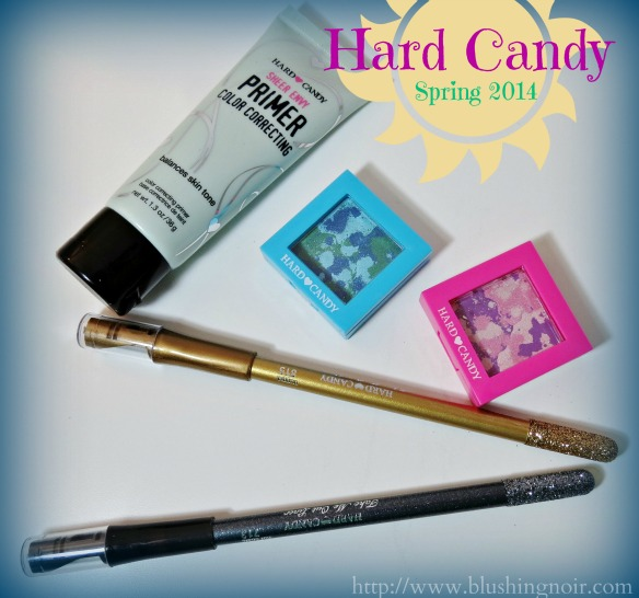 Hard Candy Spring 2014 Swatches Review