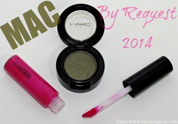 MAC By Request 2014 Swatches Review Fiction Pink Poodle