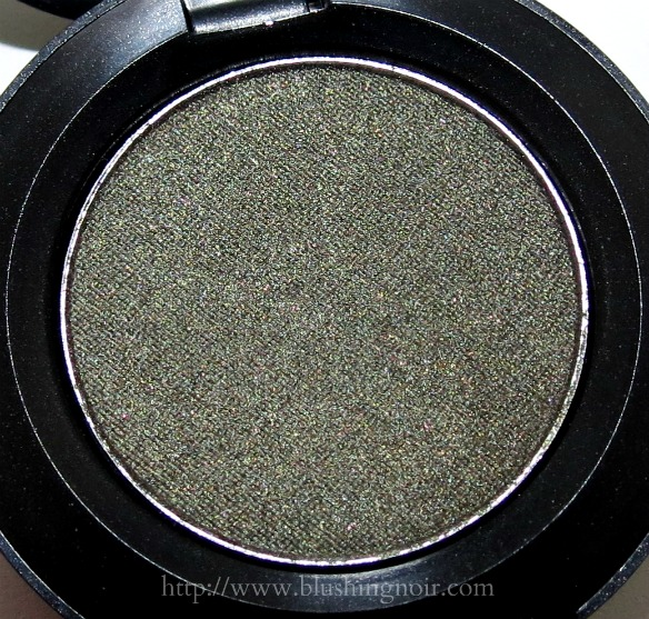 MAC Fiction Eye Shadow By Request Review