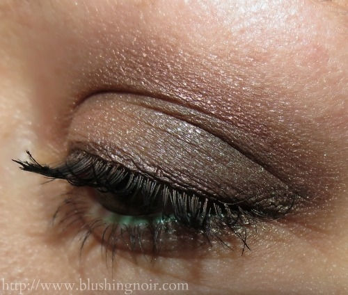 MAC Our Secret Fluidline Swatches EOTD