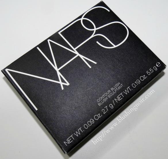 NARS Contour Blush Review