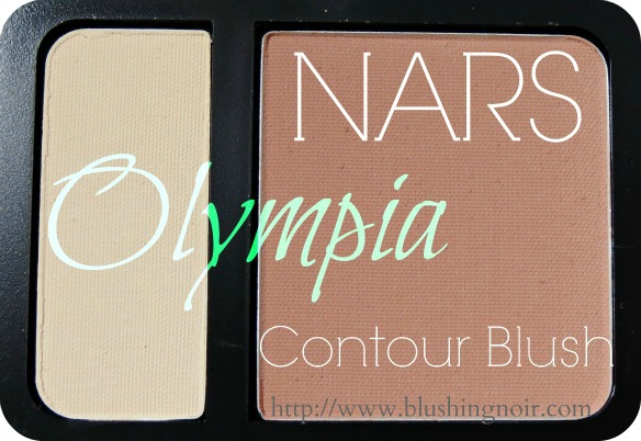 NARS Olympia Contour Blush Swatches Review