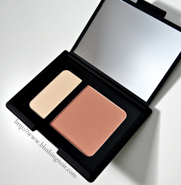 NARS Olympia Contour Powder Blush Swatches Review