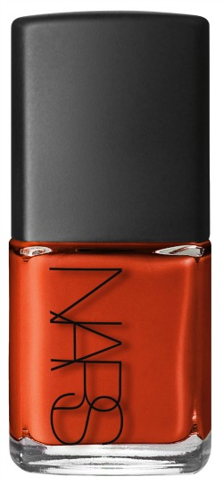 NARS Summer 2014 Color Collection Libertango Nail Polish