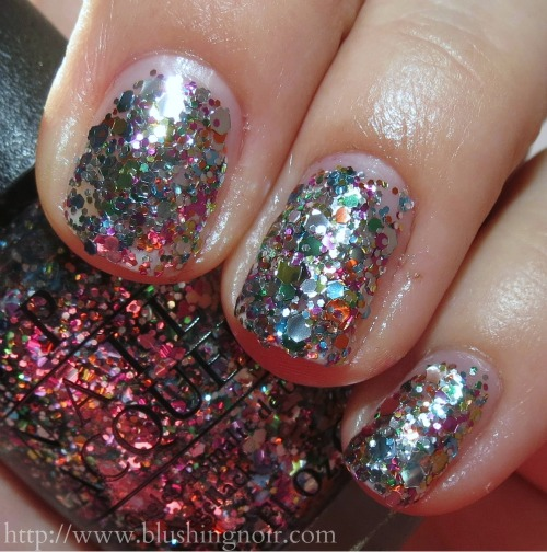 OPI Chasing Rainbows Nail Polish Swatches