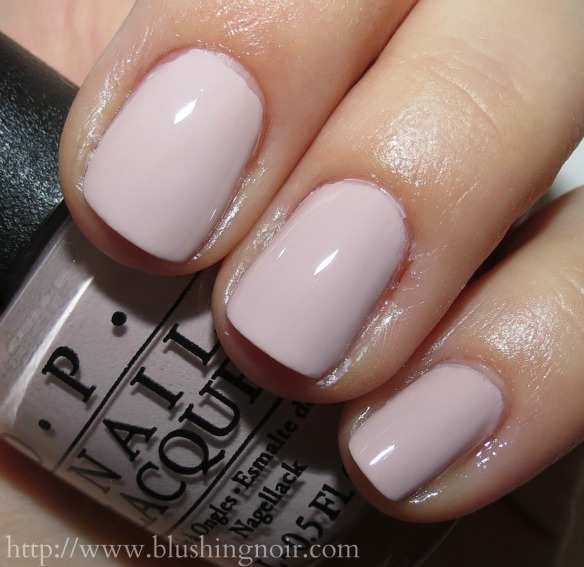OPI Dont Bossa Nova Me Around Nail Polish Swatches