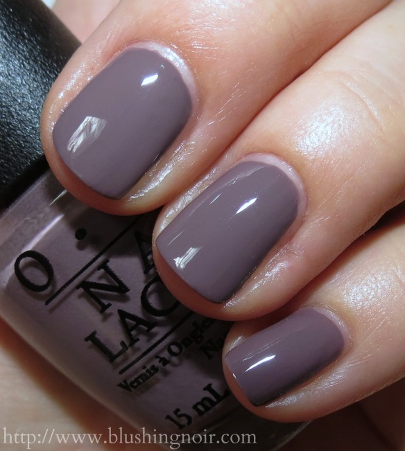 OPI I Sao Paulo Over There Nail Polish Swatches