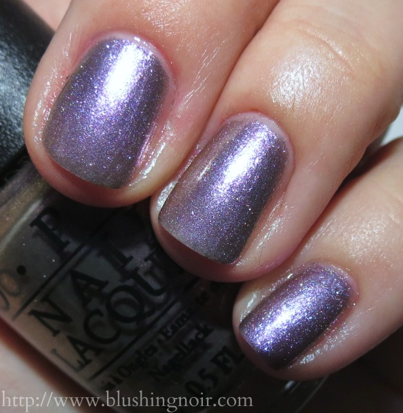 OPI Next Stop the Bikini Zone Nail Polish Swatches