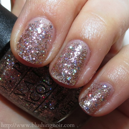 OPI Rose of Light Nail Polish Swatches