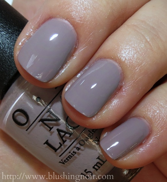 OPI Taupe-less Beach Nail Polish Swatches