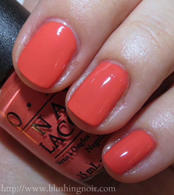 OPI Toucan Do It If You Try Nail Polish Swatches