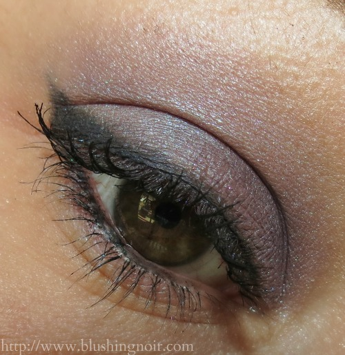 Overall Beauty Minerals Earth Day 2014 eye look