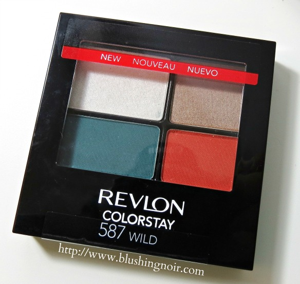 Revlon ColorStay Wild Review Swatches Photos