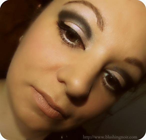 Rimmel London Mod Makeup Look #BeautyInspiration #collectivebias #shop