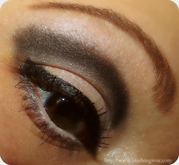Rimmel Mod Eye Makeup Look #BeautyInspiration #collectivebias #shop