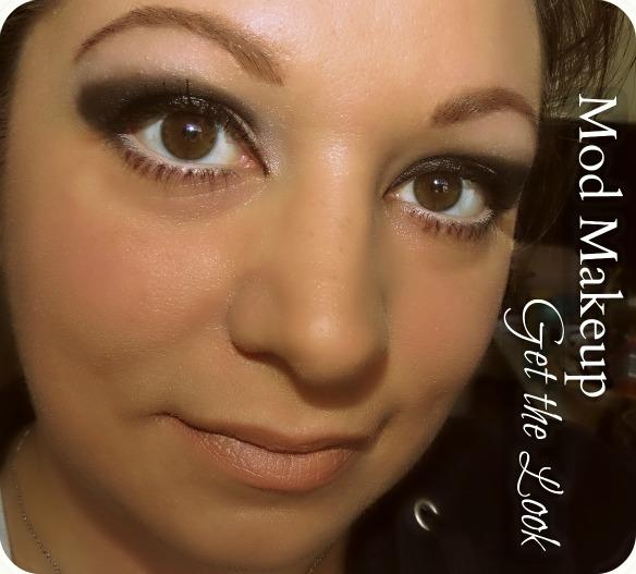 Rimmel Mod Makeup Look #BeautyInspiration #collectivebias #shop