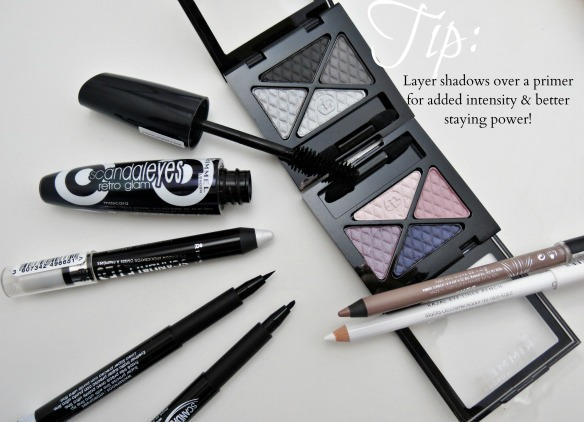 Rimmel Mod Makeup Look Tips #beautyinspiration #cbias #shop